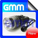 1W LED backup torch (50m waterproof) 50 lumens