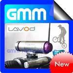 Bikeman Loudspeaker + MP3 Player + FM radio