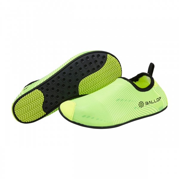 Ballop Skin Shoes Light Series Line (Wave Green)