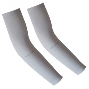 Cool Story Cooling UV Protection Arm Sleeves (Gray Colour)