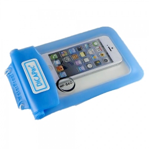 DiCAPac WP-560 BLUE multi-purpose waterproof case (10m)