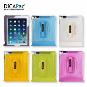 DiCAPac WP-i20 Waterproof Case for Apple iPad1 & iPad2