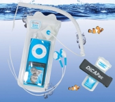 DiCAPac WP-MS20 for iPod nano with earphone