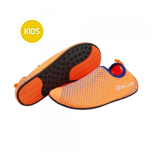 Ballop Skin Shoes Light Series Line (Dia Kid Orange)