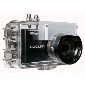 Fantasea Line FS-710 Underwater Housing for Nikon Coolpix S710 Cameras
