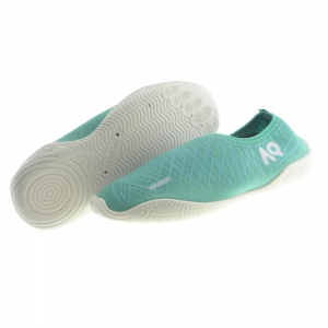 DiCAPac Aqurun Water Shoes White Outsole Edge Style (Mint)
