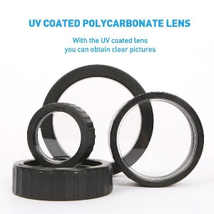 DiCAPac UV Coated Lens for waterproof case