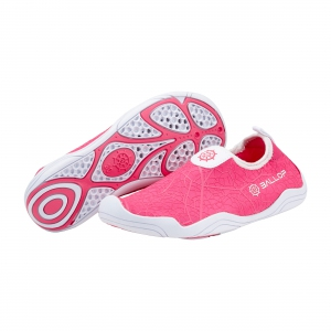 Ballop Aqua Fit Skin Shoes Active Series Line (Lasso Pink)