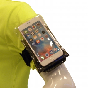 DiCAPac WP-C35i Waterproof Case for Sports with Armband (2020 Version)
