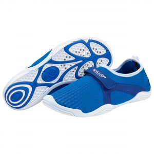 Ballop Aqua Fit Skin Shoes Active Series Line (Typhoon Blue)