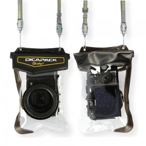 DiCAPac WP-570 waterproof case for prosumer camera