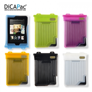 "DiCAPac WP-T7 Waterproof Case for Tablet PC (up to 8"")"