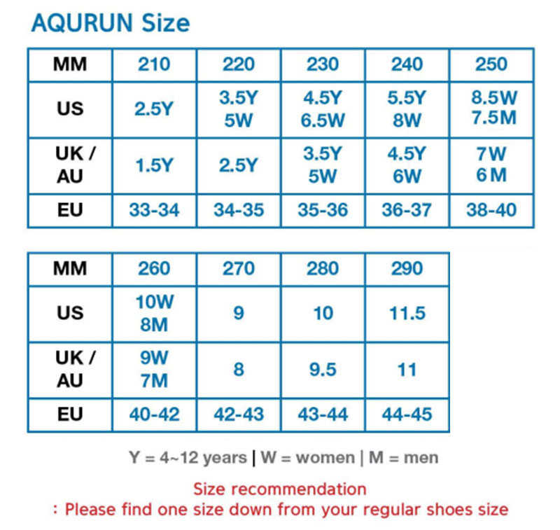 Buy AQURUN Edge Water Shoes (Adult) Online at Best Price — Adventure HQ